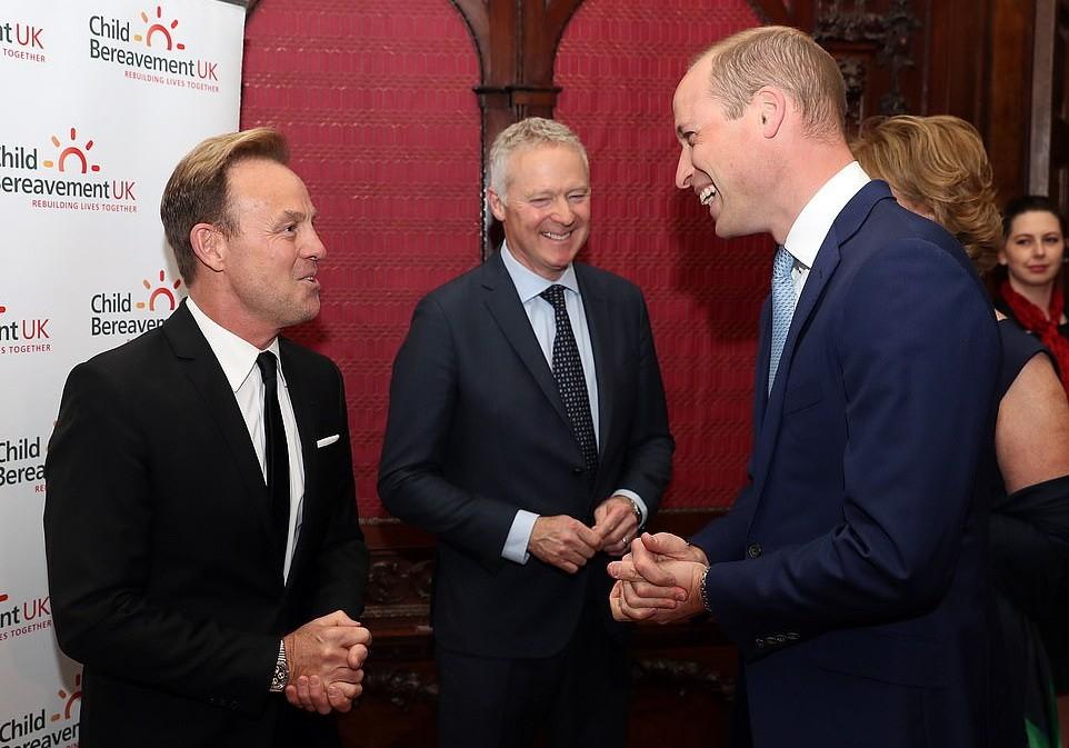 Принц Уильям делится ключом к преодолению горя на встрече с ветеранами