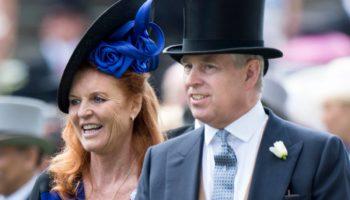 Сара Фергюсон и принц Эндрю – снова пара?