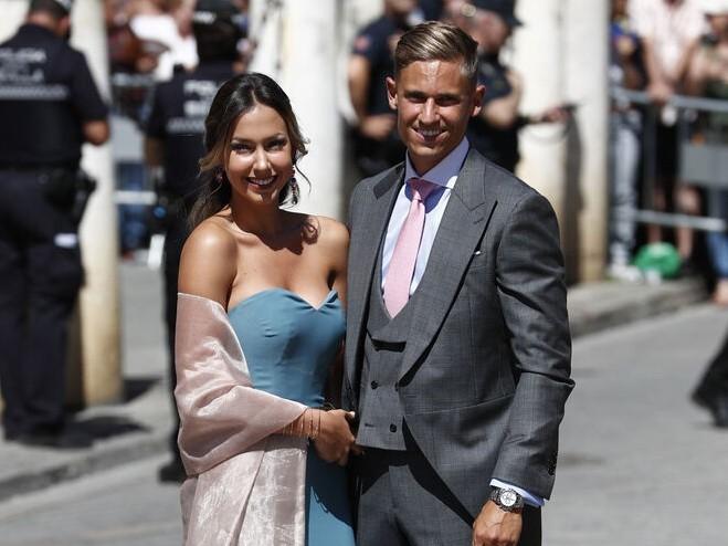 Свадьба Серхио Рамоса в Севилье: гости и наряды