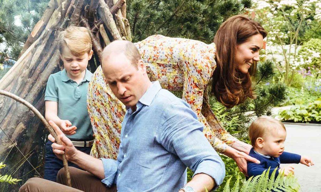 Советы от Кейт Миддлтон: методы воспитания герцогских детей