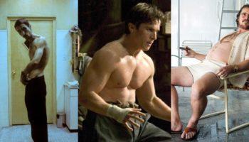 Эксперименты над собой: 4 актера, круто изменившихся ради роли
