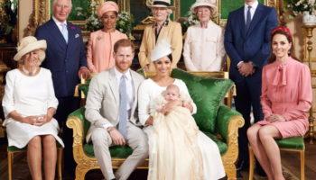 Королева не будет присутствовать на крещении Арчи