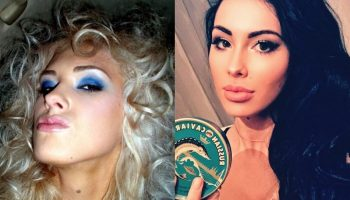 Олеся Малинская — горячие фото до и после пластики